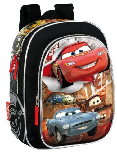 7fad4e7388577b Disney Cars 2 Zaino Asilo: Amazon.it: Giochi e giocattoli