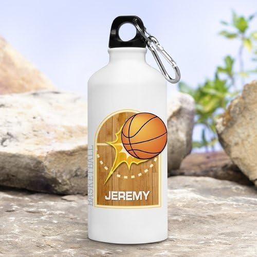 Pelota de baloncesto carcasa para botella de agua: Amazon.es ...