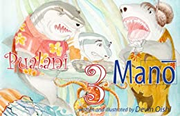 Pualani and the 3 Mano by [Oishi, Devin]