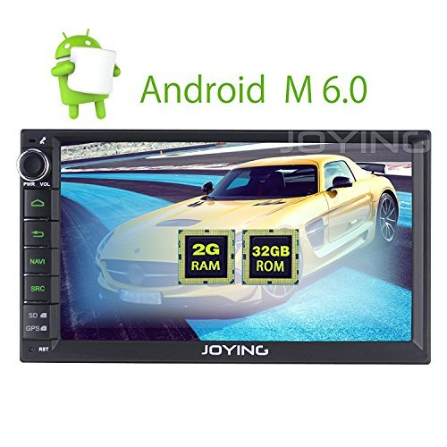 JOYING Stereo Android Bluetooth Mirroring