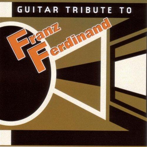 Under blast sales Guitar Tribute to Ferdinand Regular store Franz