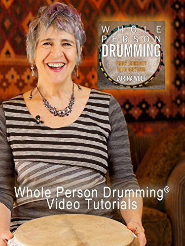 Whole Person Drumming Video by