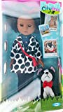 Best USA Pals Dolls - City Pals Baby Doll African American with Dog Review
