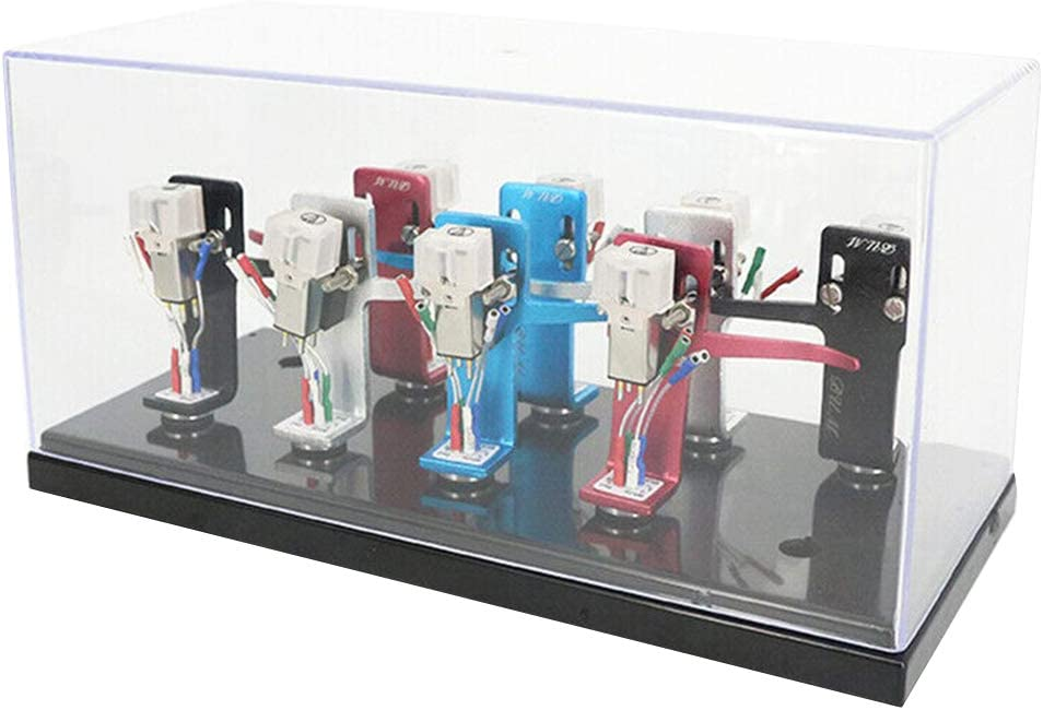 Headshell Cartridge Keeper Phono H/ülle Phonograph//Turntable Cartridge Aufbewahrungsh/ülle Player Headshell Keeper Stylus Halter H/ülle