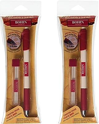 2 Pack Bohin Extra-Fine Chalk Pencil