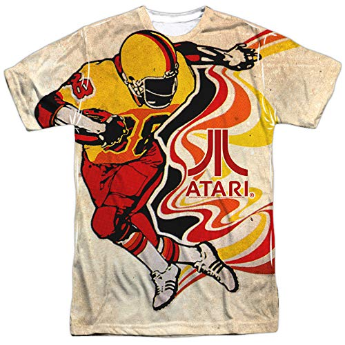 Men's Atari Football Sublimation Shirt, Licensed - S to 3XL
