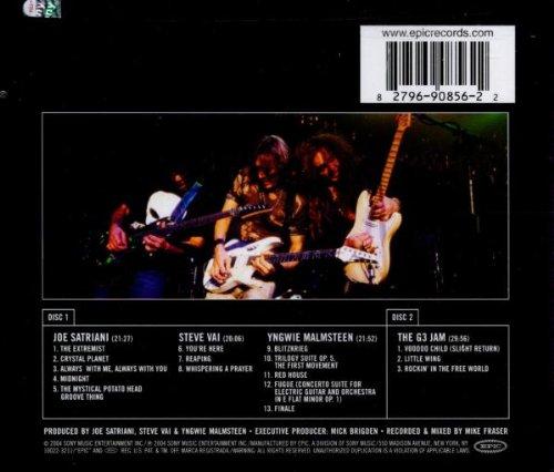 G3 - Live In Denver (2003)