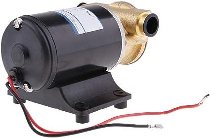 12V Wasserpumpe selbstansaugend elektrische Boot Wasserpumpe Wasser System