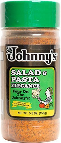 - Johnny's Salad & Pasta Elegance 5.5 Oz (156g)