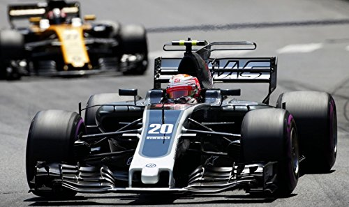 Haas F1 Team Ferrari VF-17 No.20 Spanish GP Formula 1 1 1 2017 (Kevin Magnussen) 6e35da