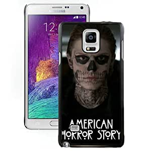 Beautiful And Unique Designed Case For Samsung Galaxy Note 4 N910A N910T N910P N910V N910R4 With American horror story Phone Case