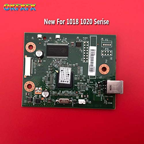 Printer Parts New CE832-60001 for HP M1212NF M1213NF M1216NF MFP M 1212NF 1213NF 1216NF 1018 1020 Yoton Board Logic MainBoard CB409-60001 Color: 1213NF Original New