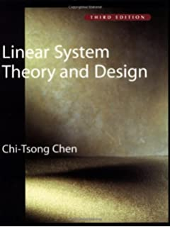 Linear system theory and design the oxford series in electrical and linear system theory and design the oxford series in electrical and computer engineering fandeluxe Image collections