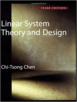 FULL Linear System Theory And Design (The Oxford Series In Electrical And Computer Engineering). Spiral utilizar motivos really Okumbi