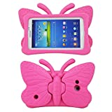 Galaxy Tab 4 7.0 Kids Case, Tab 3 Lite Case, Tading Non-Toxic Child