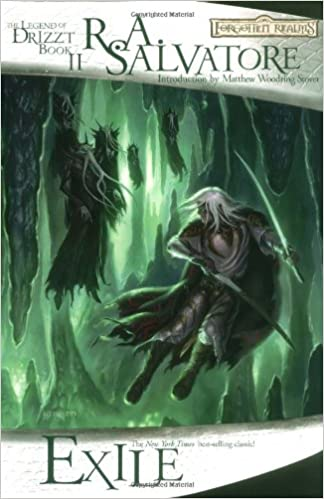 Buy Exile Forgotten Realms The Legend Of Drizzt Book Online At