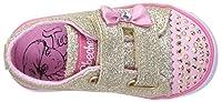 Skechers Kids Twinkle Toes Shuffles Sweet Steps Light-Up Sneaker (Toddler/Little Kid)