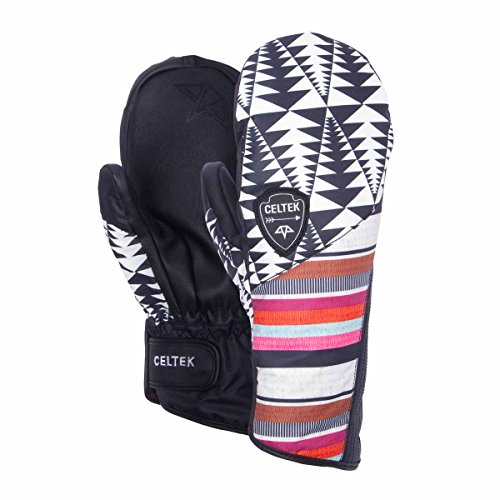 Celtek Women's Maya Kilim Mitts, Large