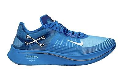 cae0d740 Amazon.com | Nike Zoom Fly SP Gyakusou Blue Nebula Mens Sizes AR4349 ...