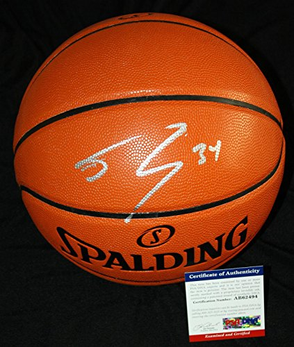 Shaquille ONeal signed basketball, Lakers,Miam Heat, LSU Tigers, AB62494 - PSA/DNA Certified - Autographed College -