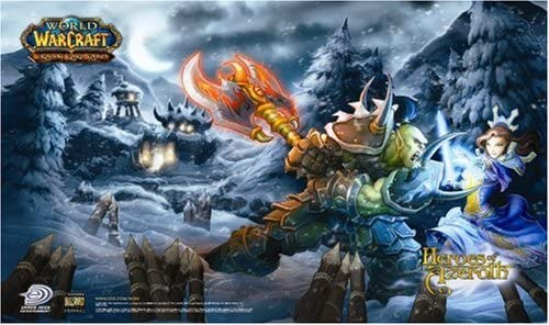 Upper Deck 163150 World of Warcraft: Heroes of Azeroth: Amazon.es: Electrónica