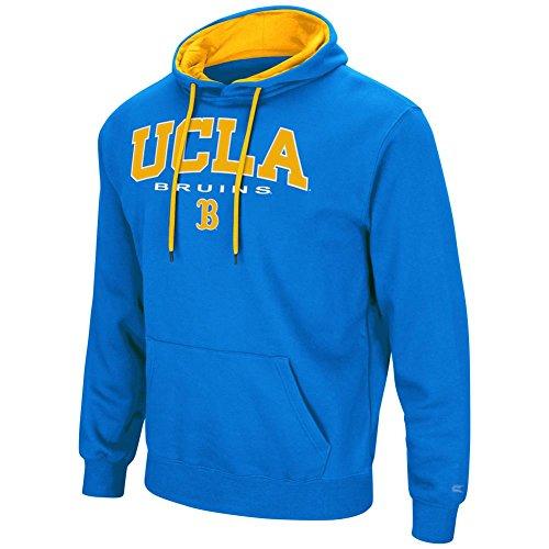 Men's Zone III UCLA Bruins Hoodie Pullover Sweatshirt - Rose Bowl Ucla Football