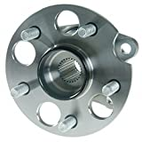 PROFORCE 512284 Premium Wheel Bearing and Hub Assembly (Rear); AWD only