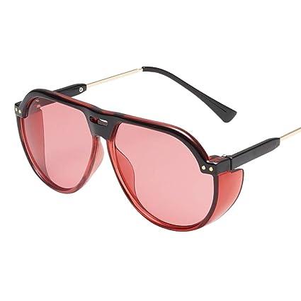 👓👓Qiiueen Gafas de Sol, Hombres Y Mujeres, Lente Trendy ...
