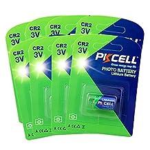 CR2 CR-2 CR15270 Photo Lithium 850mAh Battery (8PC)