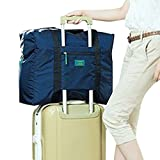 BXT Waterproof Lightweight Multifunctional Travel Trolley Pouch Large Capacity Folding Duffel Clothes Organizer Storage Packing Bag for Luggage, Sports Gear or Gym Review