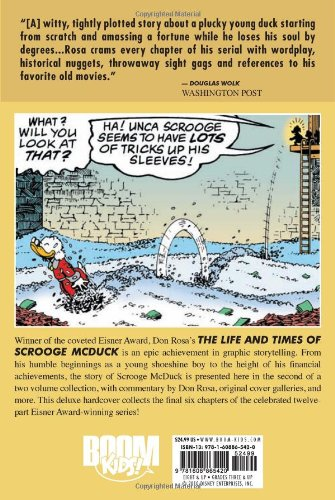 The Life & Times Of Scrooge McDuck Vol 2