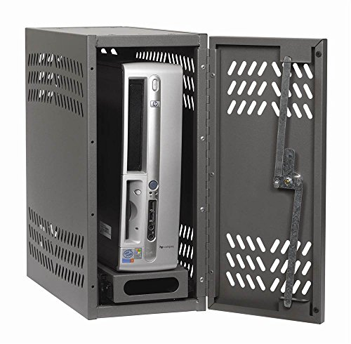 Small Hanging CPU Locker (Gray Mist)
