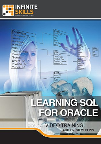 Learning SQL For Oracle [Online Code] by Infiniteskills