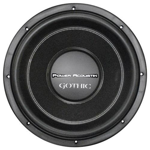 Power Acoustik GW312 12-Inch DUAL 2OHM 1200WATT RMS 2500WATT MA by Power Acoustik