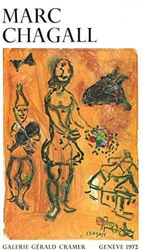Marc Chagall. Le Cirque. (The Circus) (French Edition) (Chagall Circus Marc)