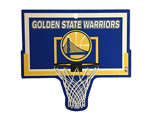 Golden State Warriors NBA Basketball Hoop Street Sign