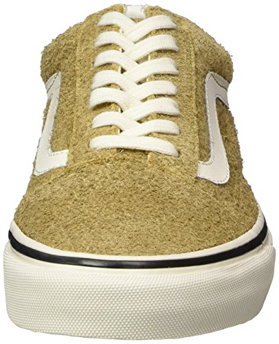 Vans Unisex Adults' Old Skool Suede Trainers Yellow (Fuzzy Suede/ Medal Bronze) outlet best seller eastbay for sale buy cheap with mastercard outlet cheap choice online AmvoPYNOfM