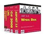 .NET 3.5 Wrox Box: Professional ASP.NET 3.5, Professional C# 2008, Professional LINQ, .NET Domain-Driven Design with C#