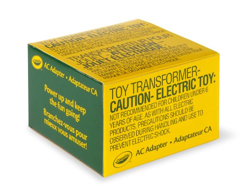 Crayola 74 7036 AC Power Adapter