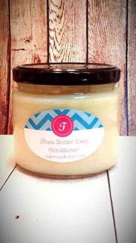 Homemade Shea Butter Deep Conditioner