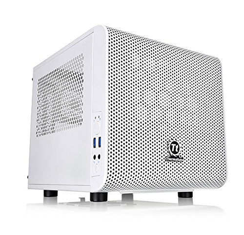 ADAMANT Compact Size Gaming Desktop Computer PC INtel Core i7 7700K 4.2Ghz 8Gb DDR4 2TB 240Gb M.2 SSD 750W PSU Wi-Fi Bluetooth Nvidia GeForce GTX 1080 8Gb