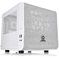 ADAMANT High Speed Media Station Mini Desktop Computer INtel Core i7 7700K 4.2Ghz 8Gb DDR4 2TB HDD 240Gb M.2 SSD 550W PSU Wi-Fi Dual Band / Bluetooth DVI HDMI