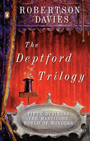 book cover of The Deptford Trilogy