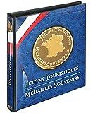 Lindner 1106JT Album numismatique karat pour Jetons Touristiques/Médailles Souvenirs