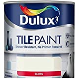 Dulux Paints 600 Ml Tile Paint Iced Ivory by Dulux Retail