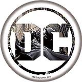 DCロゴ/缶バッジB