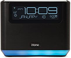 iHome iAVS16 Speaker for Universal-Black