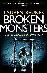 Broken Monsters by Lauren Beukes (2015-04-23)