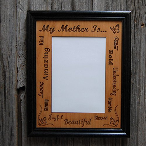 11x14 My Mother Is. Picture Frame (Square Legacy)