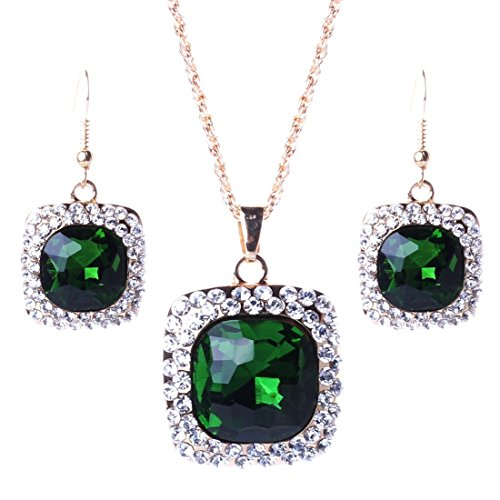 Necklace & Earring Set: 24